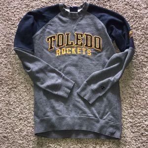 Toledo Rockets crew neck